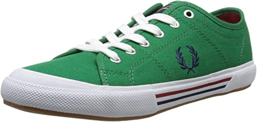 Fred Perry Shoes Sneaker Man Canvas