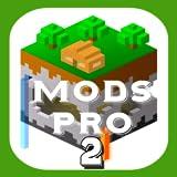 Mods Pro Edition 2 - Get 4 Mods In 1 App (Godzilla Mod, Rainbow Lucky Block Mod, Crazy Weapons Mod & Car Mod)