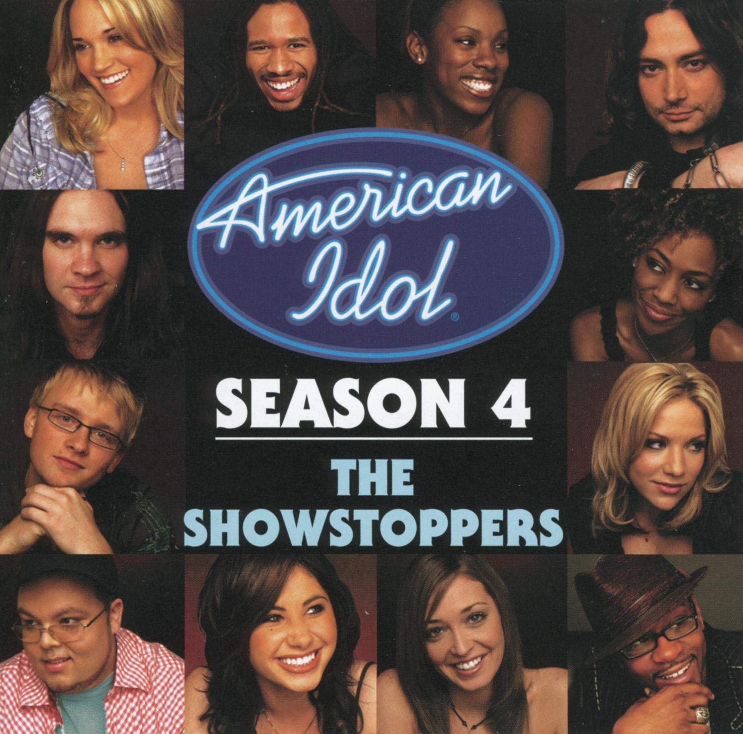 Various American Idol Season 4 The Showstoppers Amazon Com Music