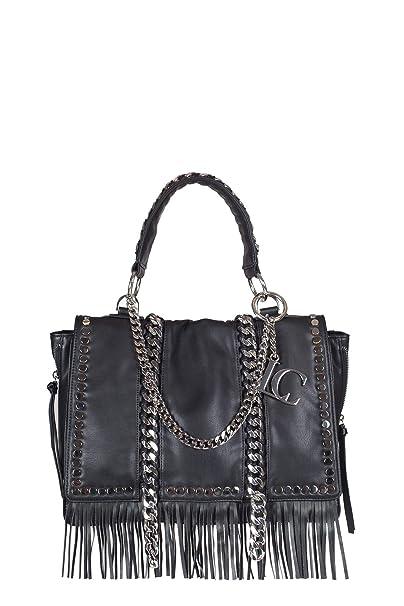 b0aedff7c7 La Carrie Bag - Borsa Media donna Nero 182-T-300-EP: Amazon.it:  Abbigliamento