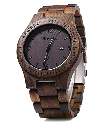 display ebony luminous women watches men wood product for handmade series watch wonbee wooden arabtoon bezel watchband