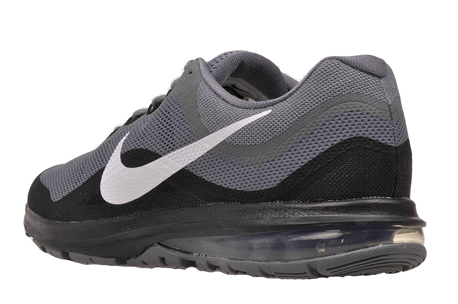 huge discount db684 c862e Nike Men s AIR MAX Dynasty 2 Cool Gry Wte-Blk Running Shoes-6 UK India (40  EU)(7 US) (852430-006)  Buy Online at Low Prices in India - Amazon.in