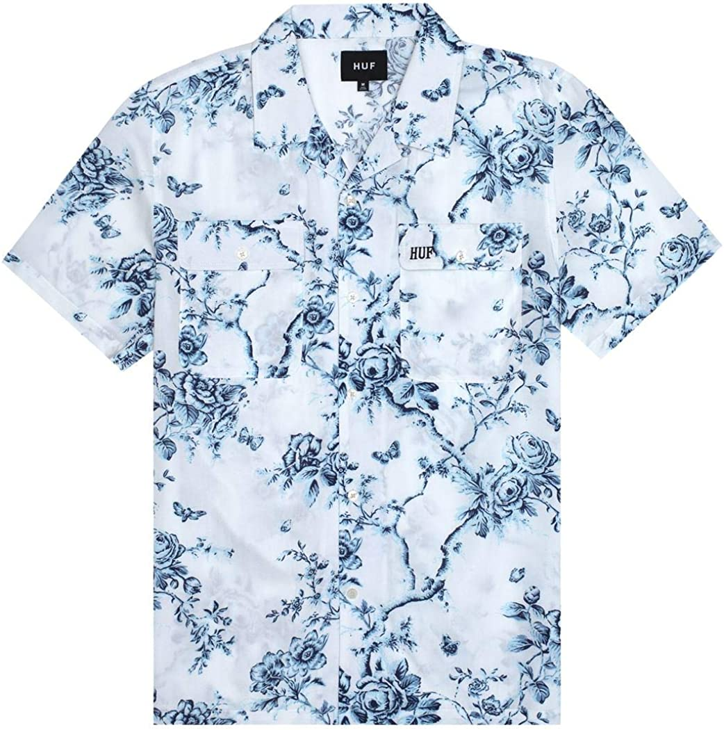 HUF Highline S//S Woven Shirt
