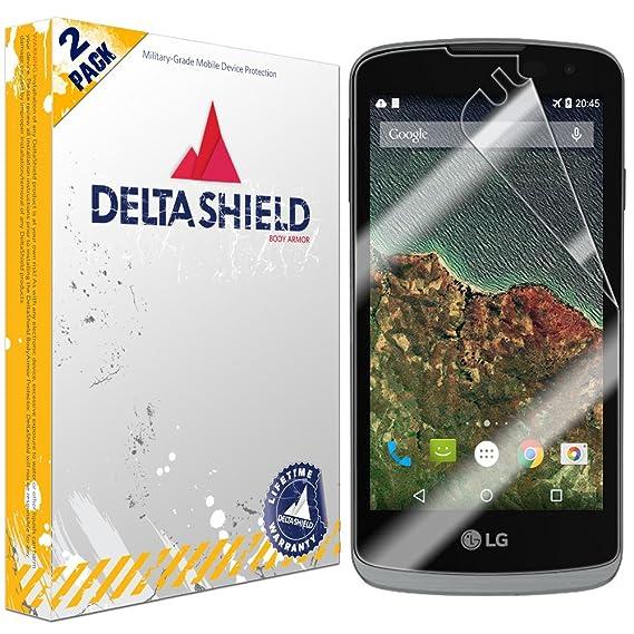 Amazon com: LG Optimus Zone 3 Screen Protector [3-PACK][LG