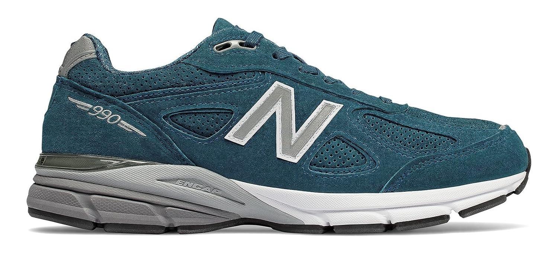 [New Balance(ニューバランス)] 靴シューズ メンズランニング Mens 990v4 Made in US North Sea シー US 8.5 (26.5cm) B07DMVZG3D