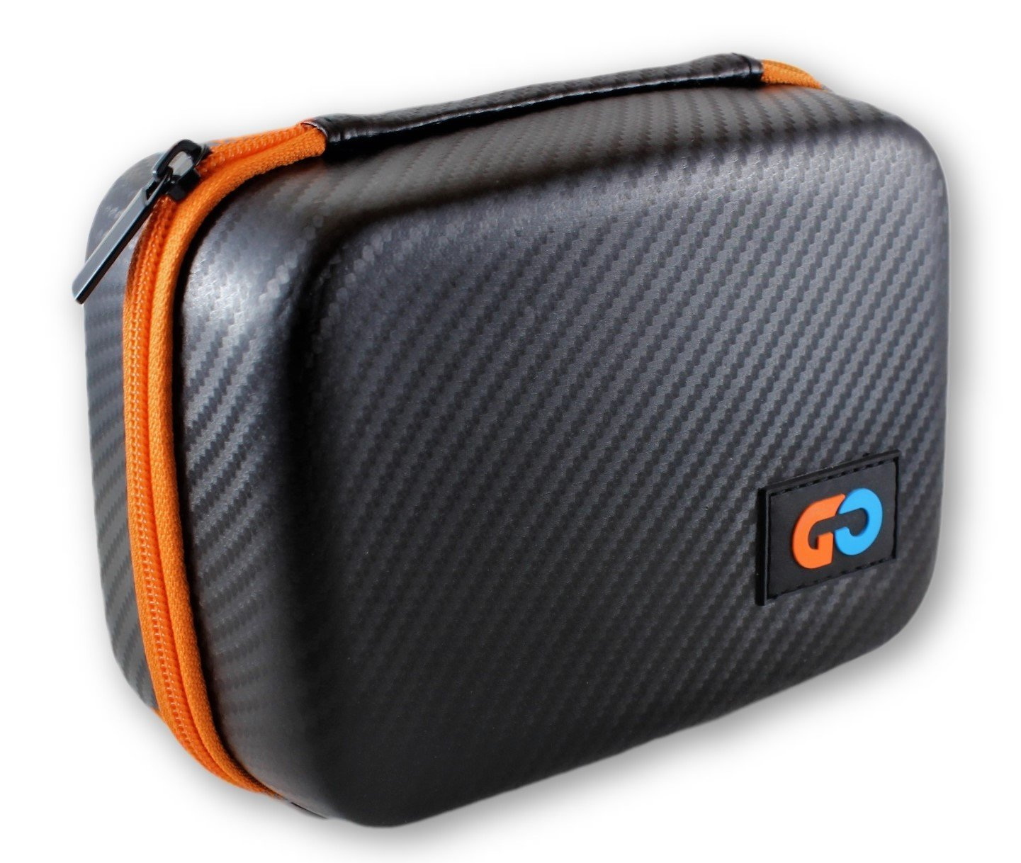 Goodwill Orange - Large Pokemon card holder and carrying case - Fits upto 600 cards(Cards not included)
