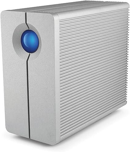 Lacie 2big Quadra Usb 3 0 Externe Festplatte 8 Tb 3 5 Computer Zubehör