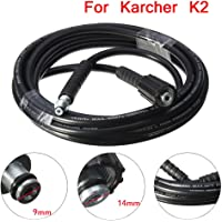 Placextre 5M 5800PSI/160BAR High Pressure Replacement Pipe Hose for Karcher K2 Cleaner