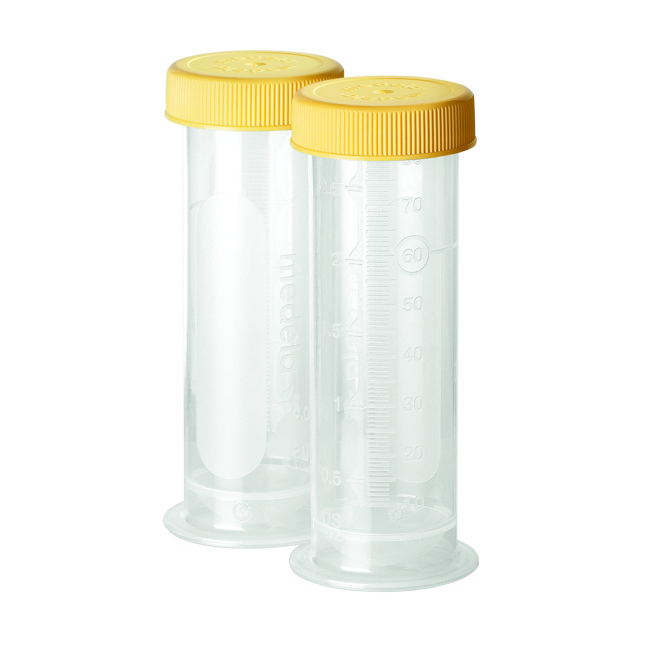 Medela Breast Milk Freezing & Storage Containers, 2.7 Ounce, 12 Count