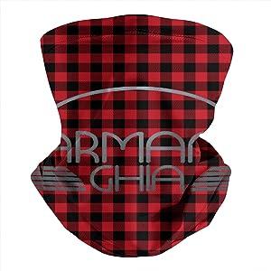 COOLGOOD Karmann-GHIA-Logo-Refeita- Quick Dry Neck Face Scarf Family Magic Bandanas Tube