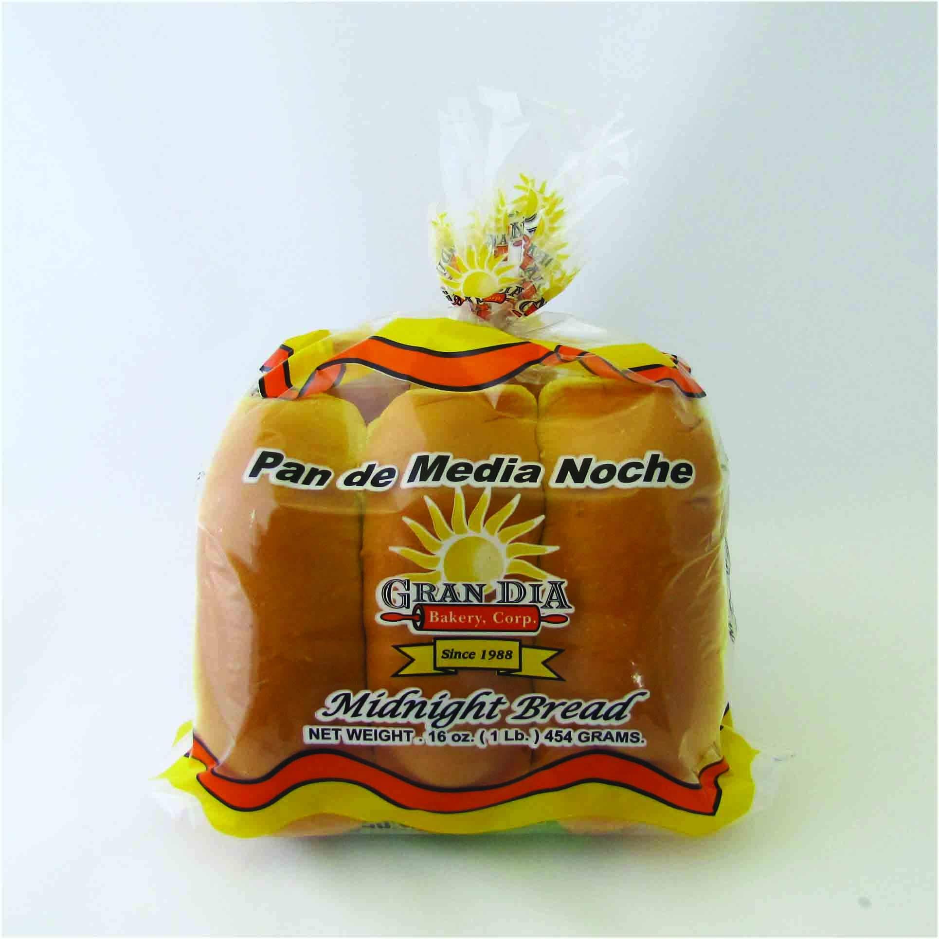 Pan de Media Noche, Midnight Bread, 16oz