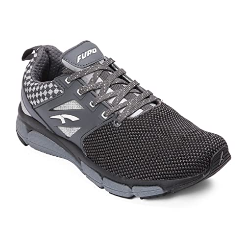 a693d7b2f17 Furo Sport by Red Chief Grey Men s Running Shoes (R1017 832)  Buy ...