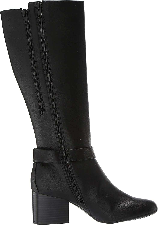 Aerosoles Women's Patience Knee High Boot Black