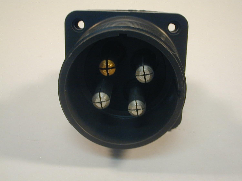 MF092707-002 Large Circular 4 Pin Cable Plug 1 piece