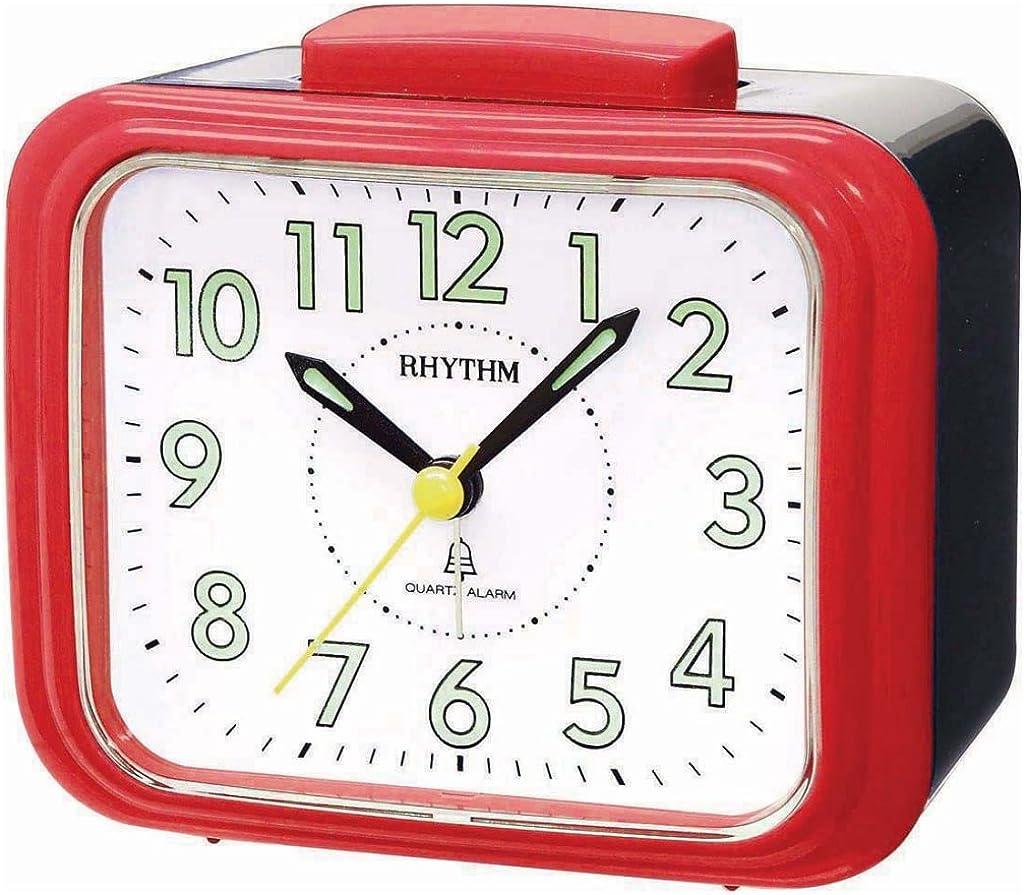 Despertador Silencioso RHYTHM CRA828NR70