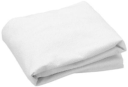 TEXTURAS HOME - Protector de Colchón Impermeable Rizo/PVC (disponible en varios tamaños)