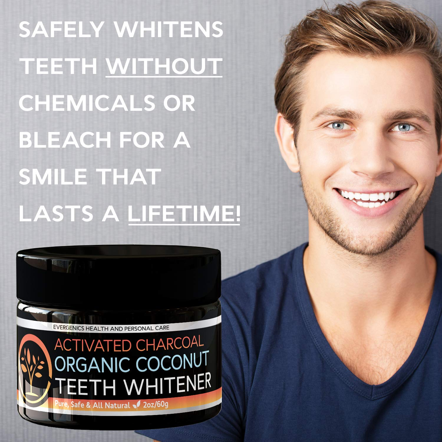 lifetime activated charcoal