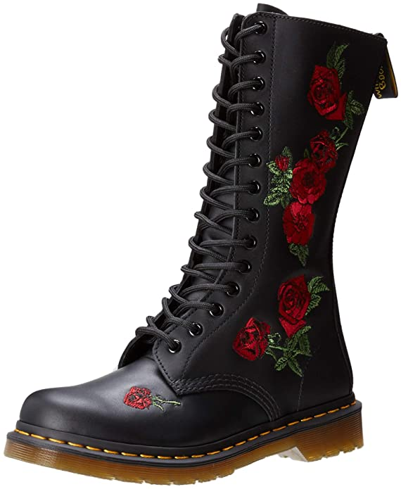 Dr. Martens Women's 14-Eye Vonda Boot
