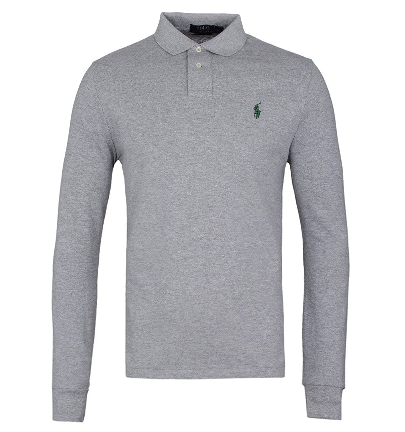 93bf93db0026 Ralph Lauren Long Sleeve Polo Top in Classic Fit (M