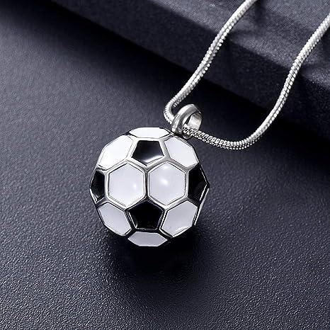 Urna Para Las Cenizas Joyería De Cremación De Balón De Fútbol De ...