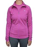 """Aurorae Yoga """"The Inspiration"""" Full Zip Jacket"""