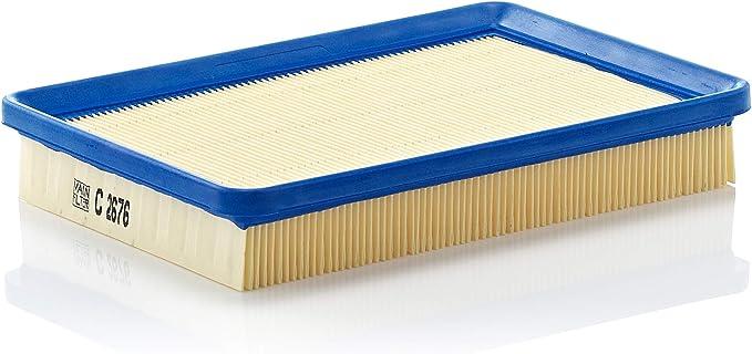 Original Mann Filter Luftfilter C 2676 Für Pkw Auto