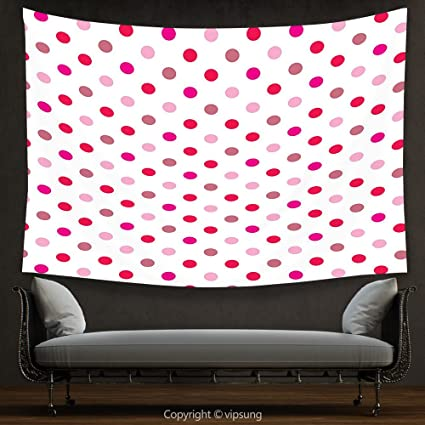 Amazon House Decor Tapestry Polka Dots Collection Polka Dots Impressive Wall Bedroom Decor Concept Collection