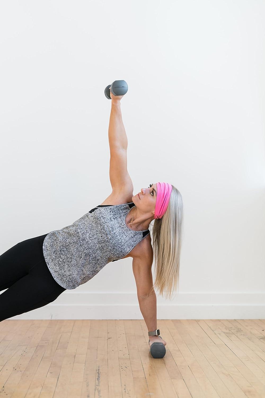 Amazon.com: Maven hilo diadema Mujer Yoga Correr Ejercicio ...