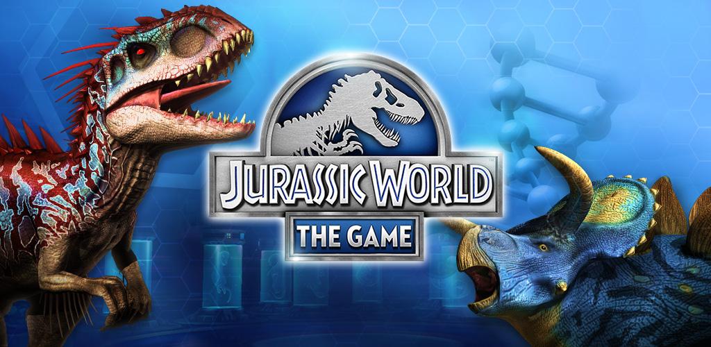 Jurassic World: The Game на андроид скачать …