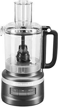 Refurb KitchenAid KFP0919BM 9 Cup Plus Food Processor