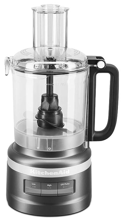 Amazoncom Kitchenaid Kfp0919bm 9 Cup Food Processor Plus Black