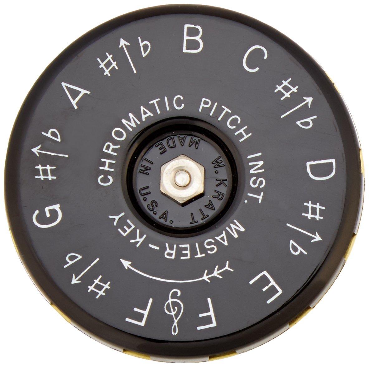 Kratt MK1 Master Key Chromatic Pitch Pipe (F to F) by Kratt (Image #3)