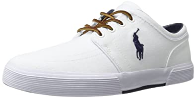 how to purchase choose clearance buy real Polo Ralph Lauren Men's Faxon SK VLC Sneaker
