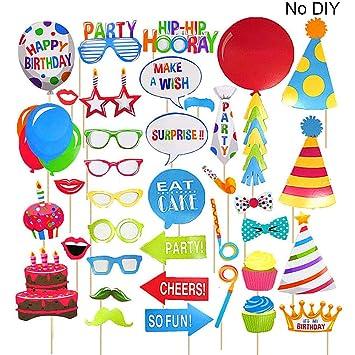 Accesorios para fotos de cumpleaños,Accesorios de Fiesta ...