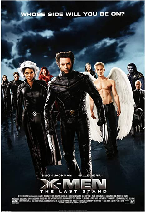 Amazon.com: X-Men The Last Stand Movie Poster 24 x 36 Inches Full Sized  Print Unframed Ready for Display: Posters & Prints