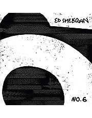 Ed Sheeran - Nº 6 Collaborations (Cd Jewel)