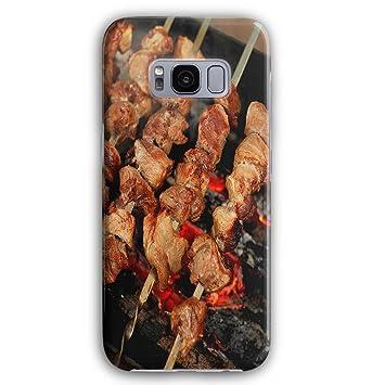 Parrilla Barbacoa Carne fotográfico comer spucken Asar 3d s5 ...