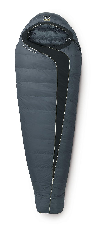 SALEWA Flex Ultra Diadem 600 saco de dormir gris oscuro Talla:Right 225 x 80 x 53cm: Amazon.es: Deportes y aire libre