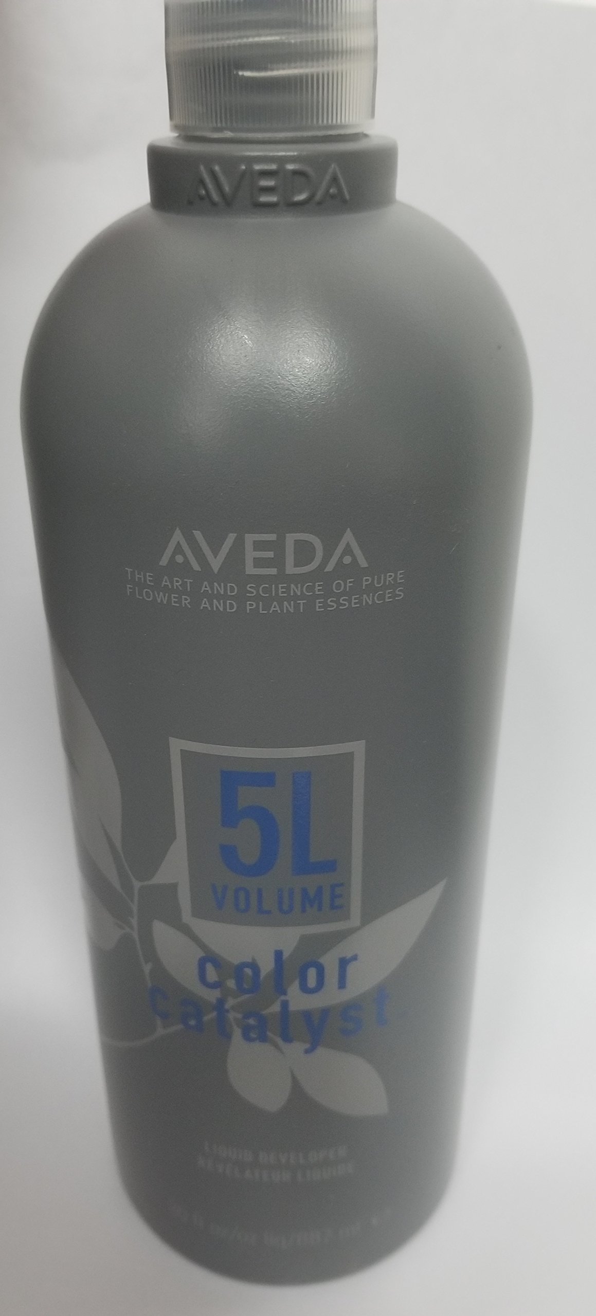 Aveda 5 Volume Color Catalyst Liquid Developer 30 Fl Oz