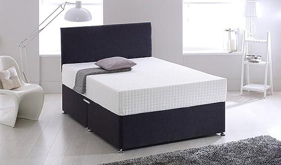 Wake Up Ortho Memory Foam 6-Inch Single Size Mattress (75x36x6 Inch)