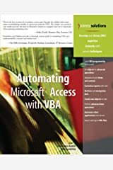 Automating Microsoft Access with VBA Paperback