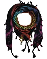Freak Scene® Pali-scarf multicolour, colourful ° PLO scarf ° 40x40 inch ° Pali Palestinian Arafat scarf ° 100% cotton – all colours and batik