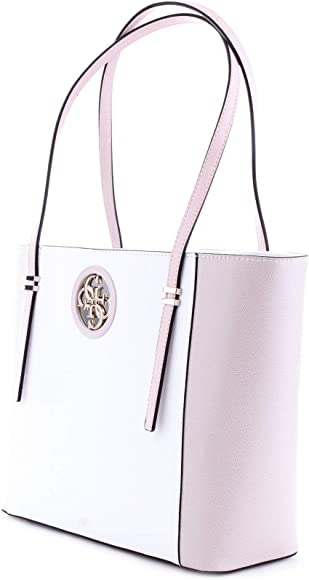 GUESS Open Road Tote Cameo Multi: Amazon.co.uk: Shoes & Bags
