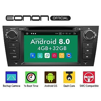 eonon android 8 indash car audio video stereo autoradio 7