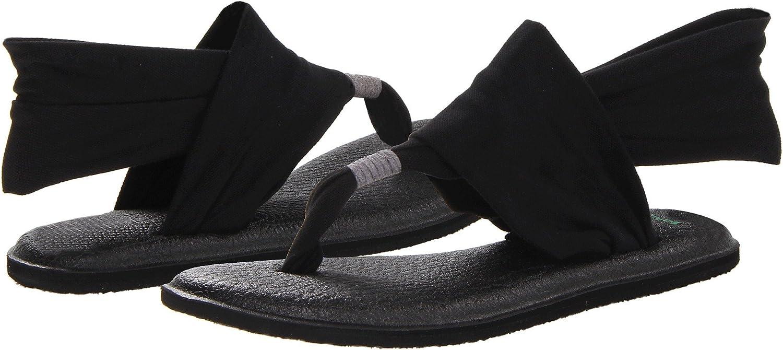 Sanuk Womens Yoga Sling 2 Metallic Sandals