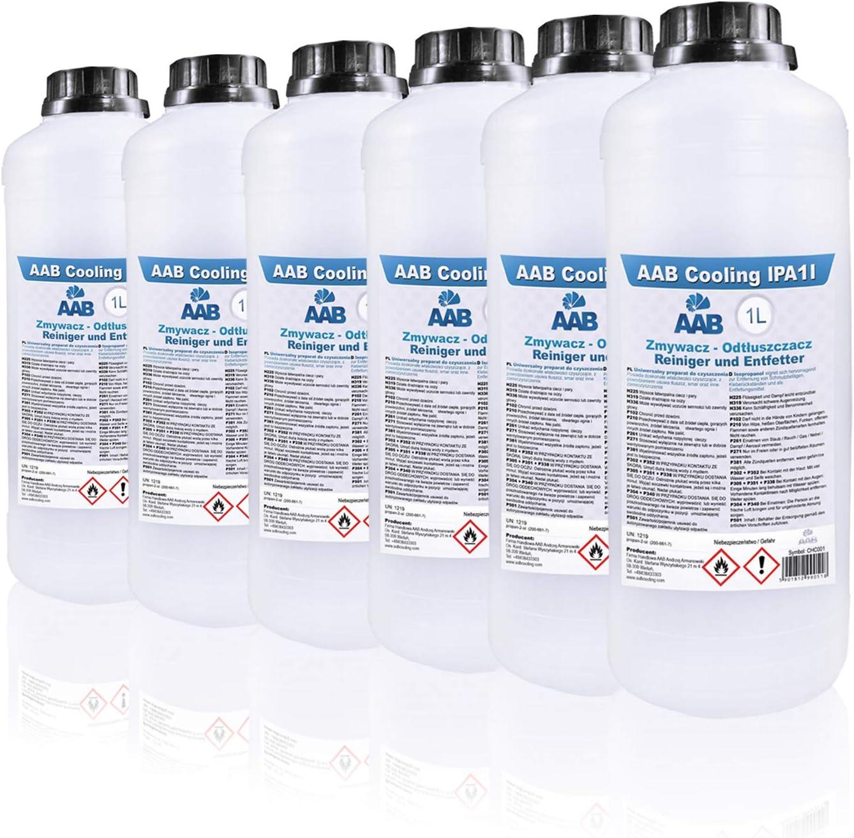 AAB IPA 1L - Conjunto de 6 - Un Alcohol Eficaz Para la ...