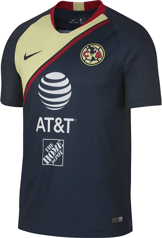 Nike Club America Away Stadium Soccer Jersey 2018/19