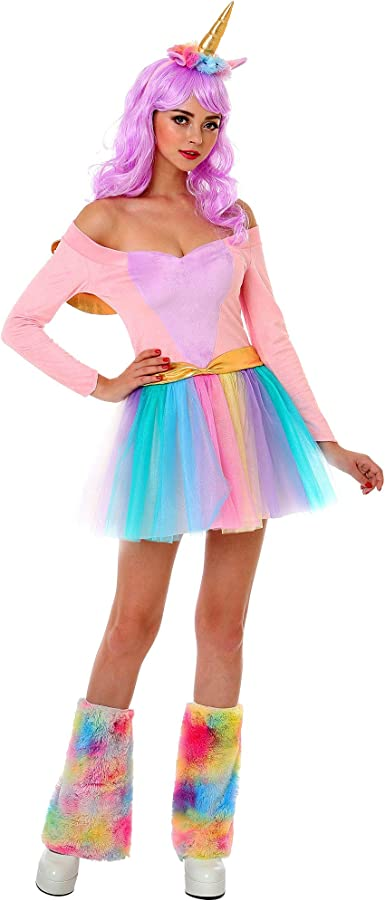 beautiful-rainbow-women's-outfit-for-halloween