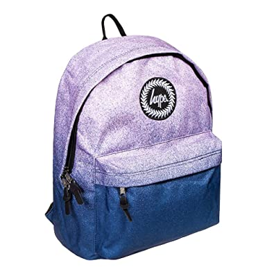 64f61a94fe Hype Fade Speckle Backpack (Navy Pink)  Amazon.co.uk  Shoes   Bags
