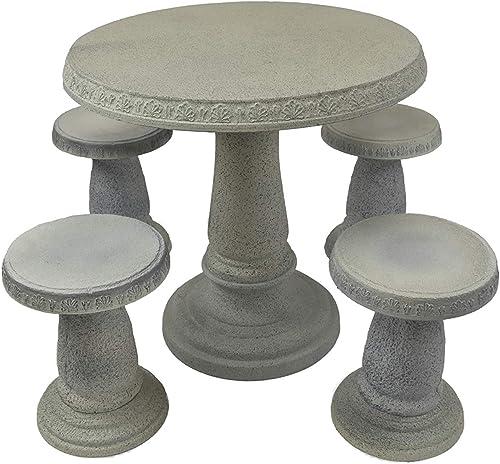 Exaco Trading Company FM-815/816 Exaco Patio Set Table